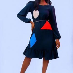 Kamara Dress
