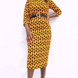 Kainene Dress